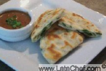 Chinese Green Onion Cakes Dessert
