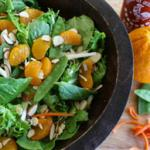 Canadian Carrot Ginger and Orange Salad Alcohol