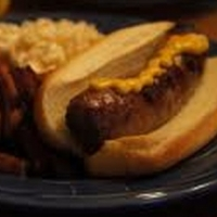 Canadian Brats and Beer BBQ Grill