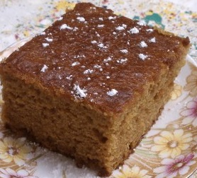 Italian Old Fashioned Applesauce Cake Dessert