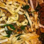 American Beef Stir-fried Rice Noodles Alcohol