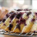 American Blueberry Coffee Cake 1 Dessert