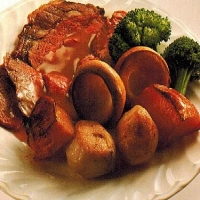 Roast Beef and Yorkshire Pudding  recipe