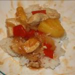Canadian Sweet and Sour Chicken 9 Dessert
