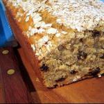 Canadian Oatmeal Raisin Bread 1 Appetizer