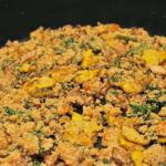 Brazilian Brazilian Farofa bread Crumbs Mix Side or Stuffing Alcohol