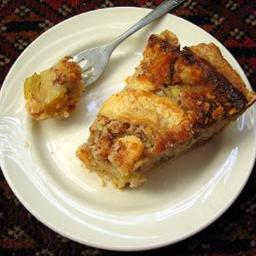 Australian Apple Almond Pie Dessert
